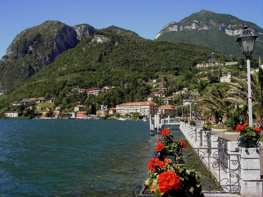 Holidays In Menaggio Lake Como Il Balcone Di Elma
